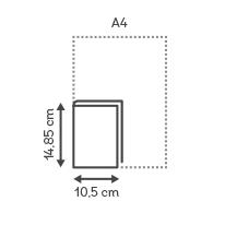 A6 Format - Hoch